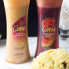 Caress Body Wash + #CaressLovesTX Sweepstakes