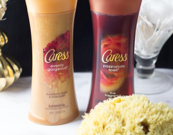 Caress Body Wash + #CaressLovesTX Sweepstakes
