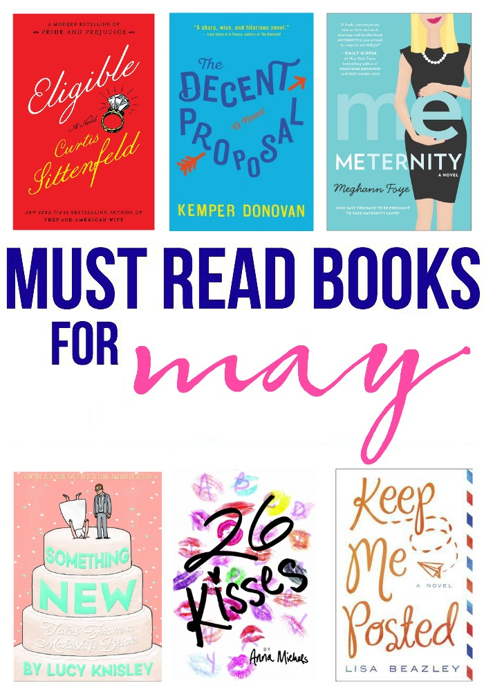 Must Read Books for May