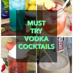 14 Must Try Vodka Cocktail Recipes