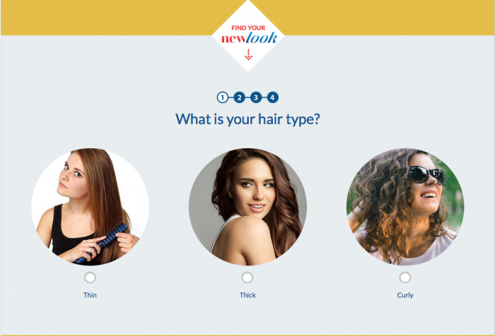 Take a New Look Spring Hair Quiz