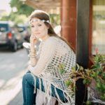 HOW TO STYLE A FRINGE PONCHO