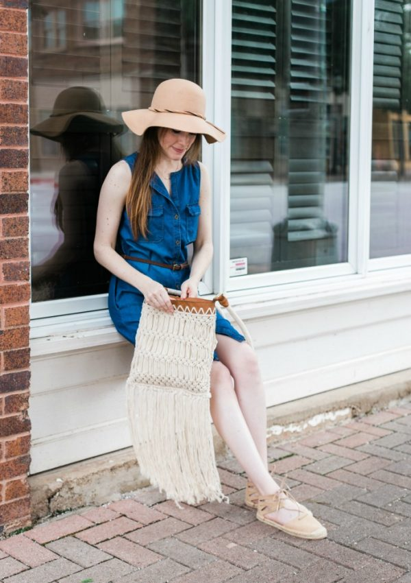 How to Style Espadrilles