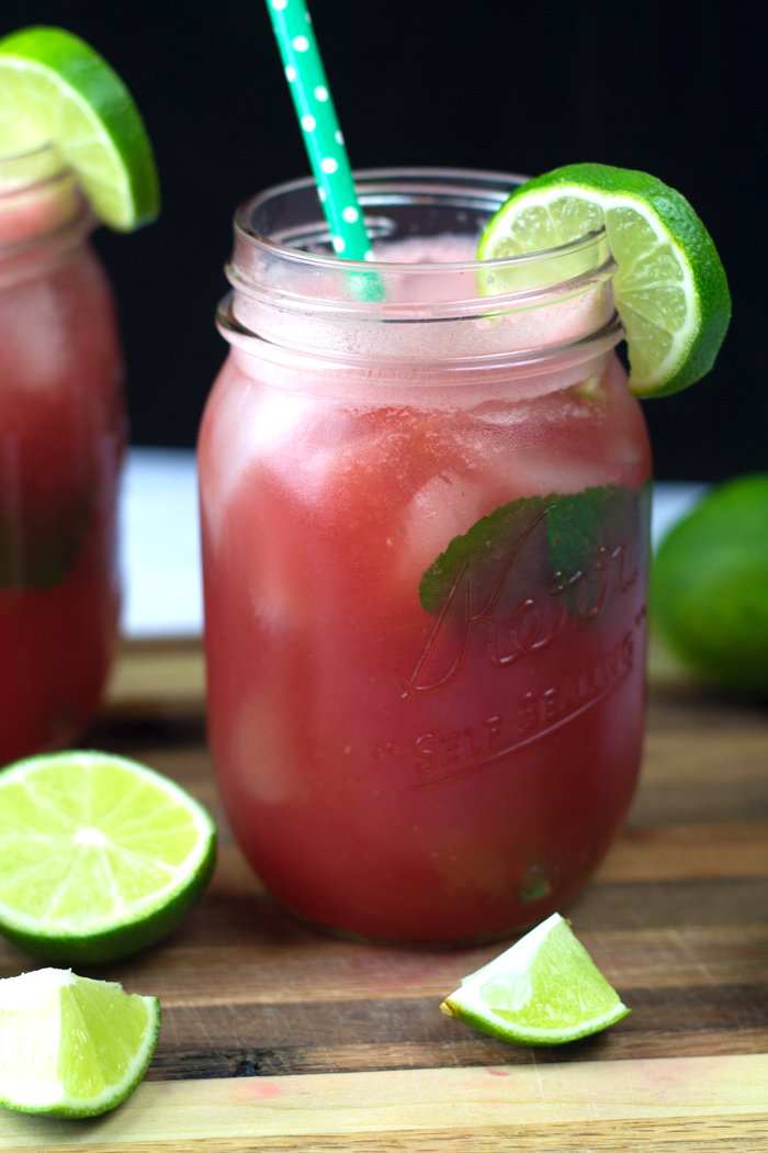 Watermelon Mojito Recipe that you'll definitely need to try this summer!