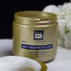 Beauty: RoC Daily Resurfacing Disks