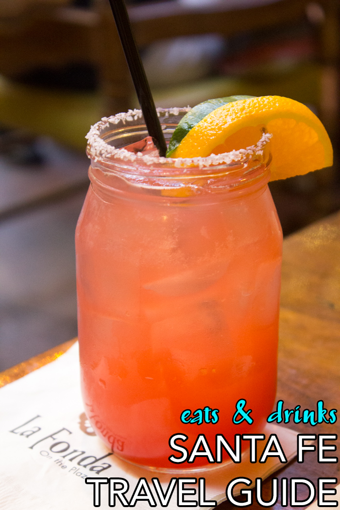 The best places to eat & grab drinks in Santa Fe, New Mexico - my Santa Fe Travel Guide