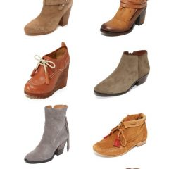Trending Now: Fall Booties