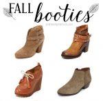 Trending Now: Fall Booties