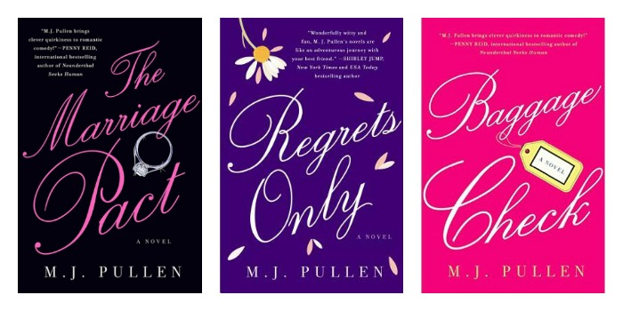 The Marriage Pact Series by M J Pullen