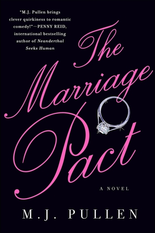 The Marriage Pact by M J Pullen