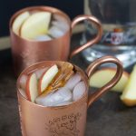 Caramel Apple Spice Moscow Mule