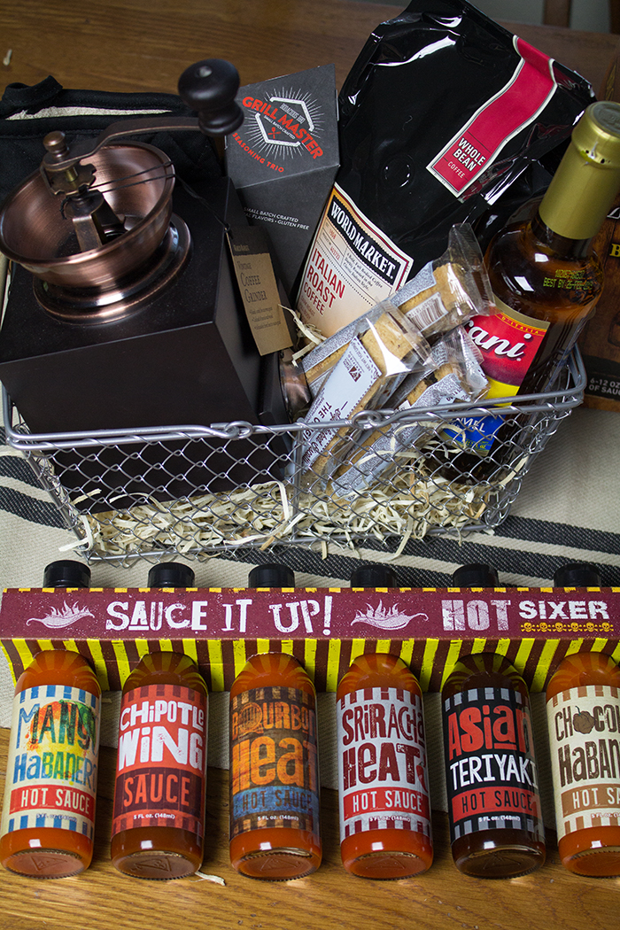 Looking to give back this year? How about building the perfect gift basket for your local fire station?