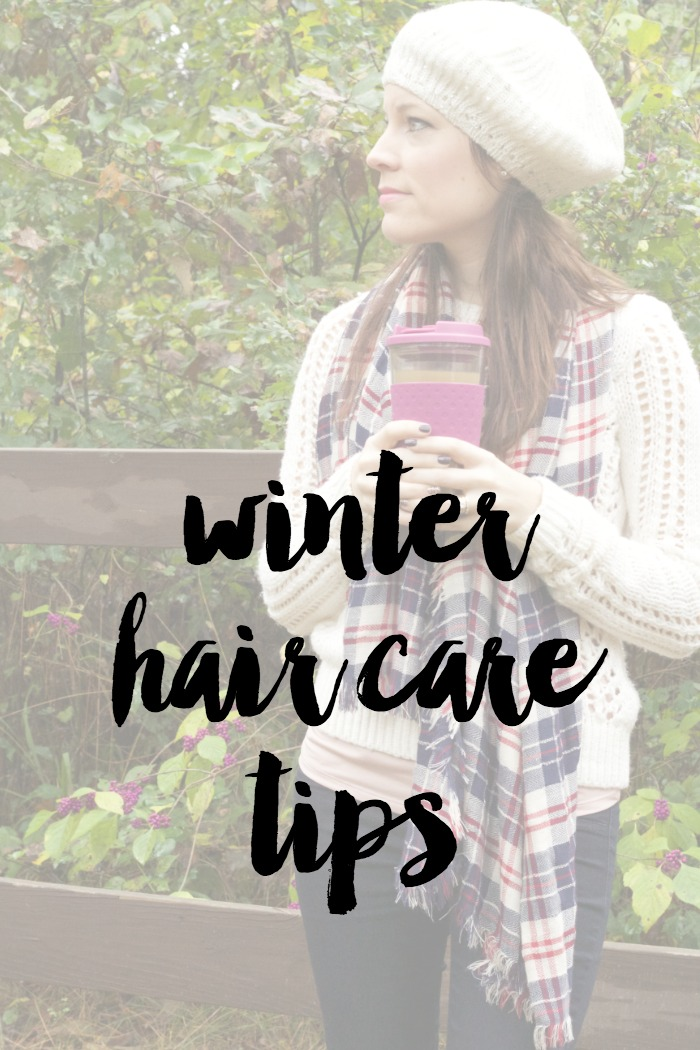The Winter months can wreak havoc on your hair. I'm sharing my winter hair care tips that will help keep your hair healthy and beautiful during the winter months!