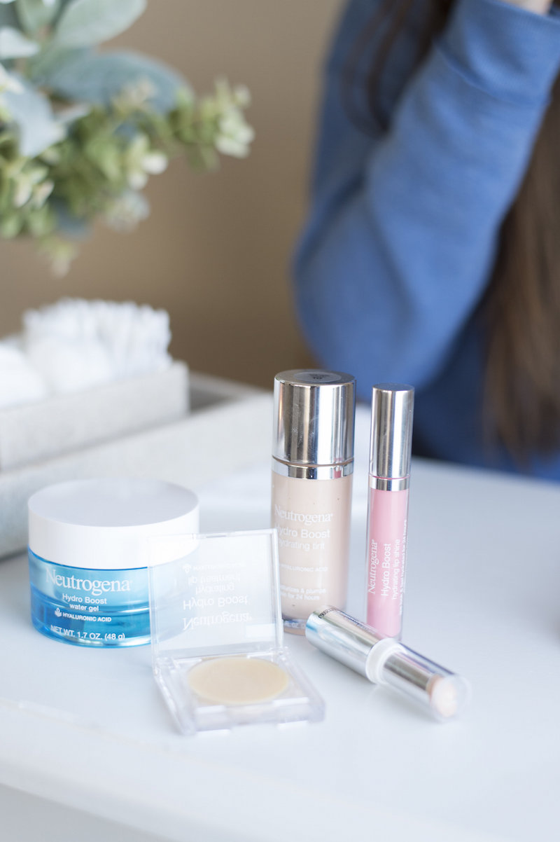 Neutrogena-Hydro-Boost-Beauty-Products