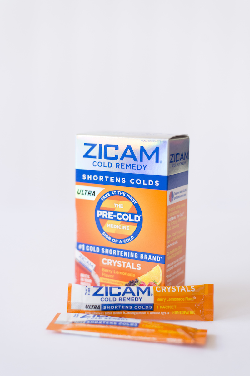 Feeling a cold coming on? You need some Zicam to help you get your better back fast!
