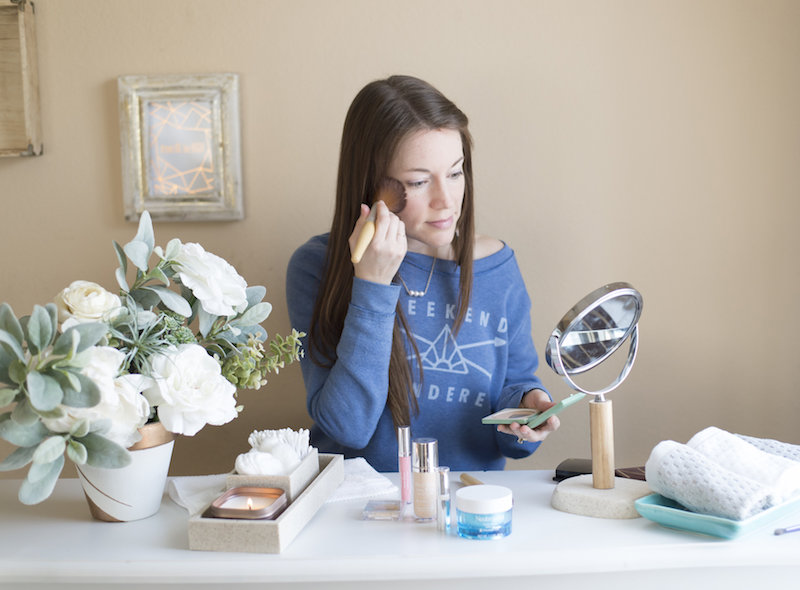 5-minute-makeup-routine