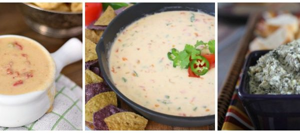 Easy Dip Recipes + Create & Crave