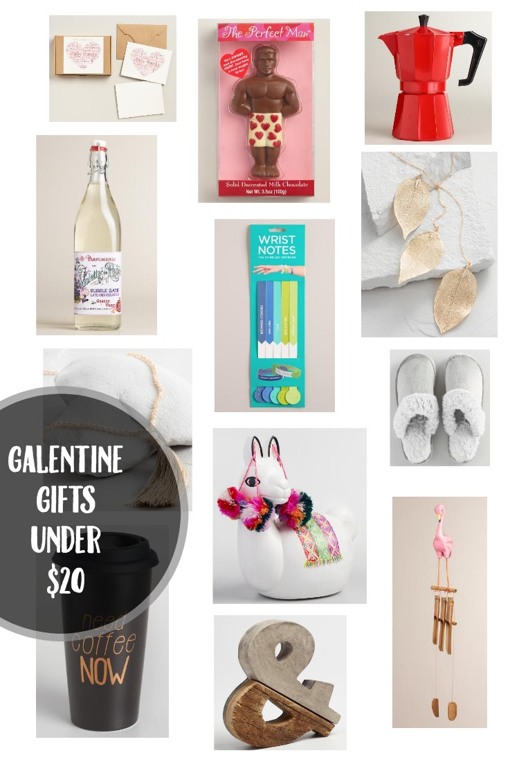 Looking for gifts for your bestie on Valentines Day? Check out these fun gifts under $20!