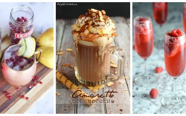10 Winter Cocktail Recipes + Create & Crave