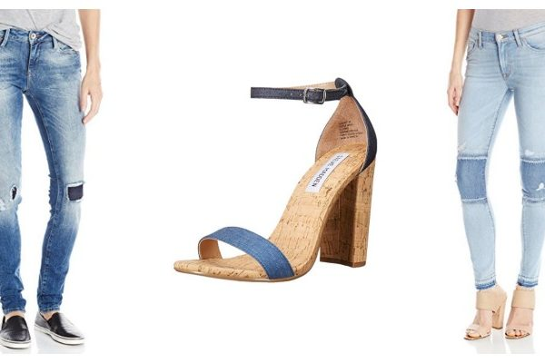 Loving This Fashion Trend: Patchwork Denim