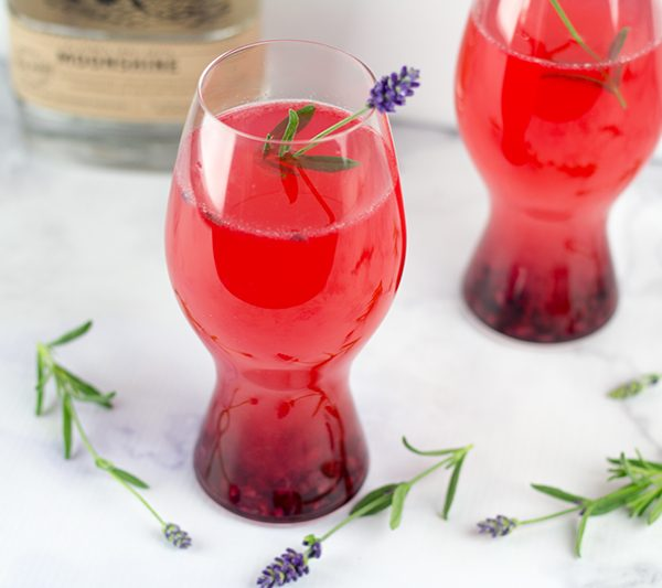 Lavender Blackberry Moonshine Recipe