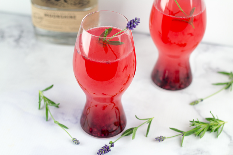 Lavender Blackberry Moonshine Recipe 10