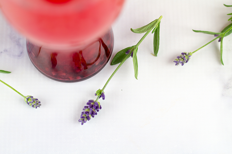 Lavender Blackberry Moonshine Recipe 3