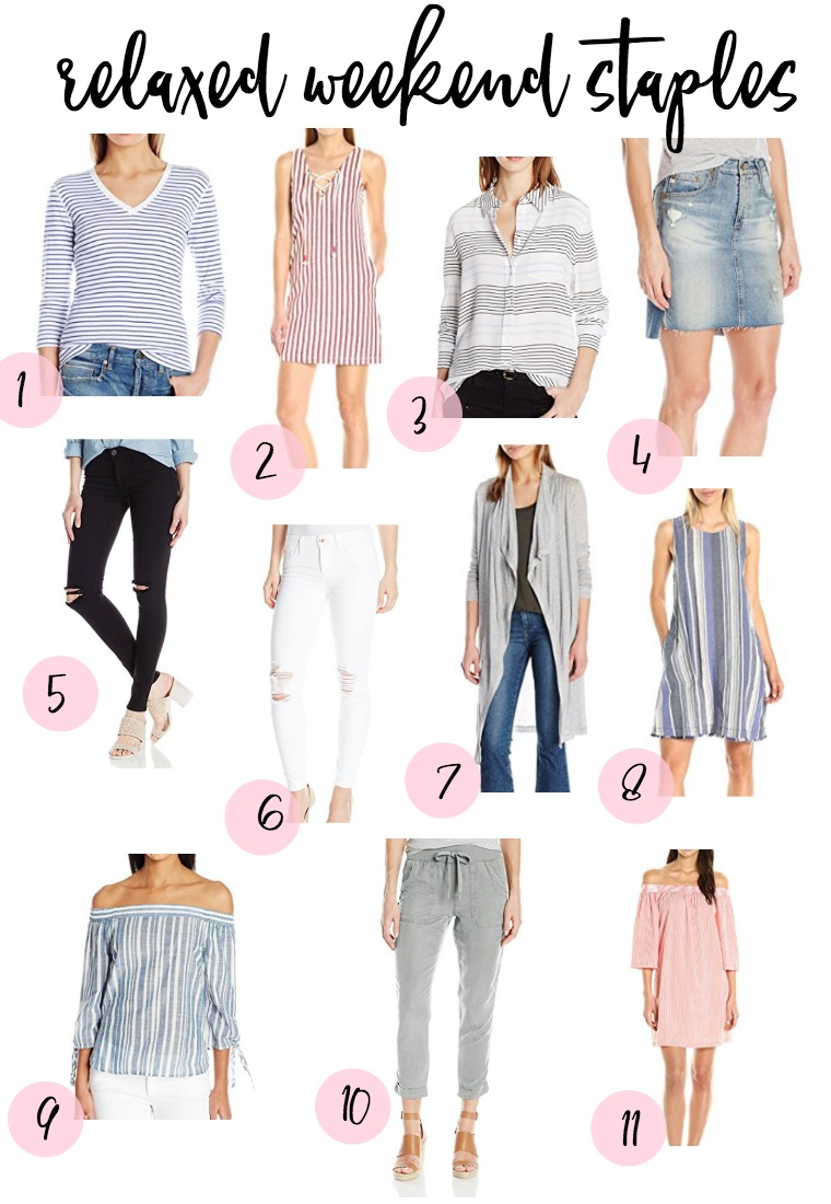 Looking for some new wardrobe options?? Have you added any relaxed weekend staples to your closet lately??? Totally crushing on these!!