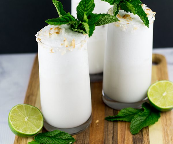 Frozen Toasted Coconut Moonshine